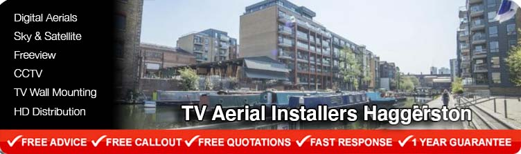 TV Aerial Installers Haggerston